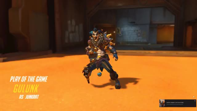 Watch JunkRat POTG Sub 010119 GIF by @gulunk on Gfycat. Discover more related GIFs on Gfycat