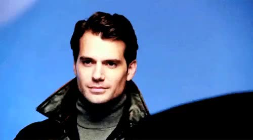 Watch and share Henry Cavill GIFs and Smile GIFs on Gfycat