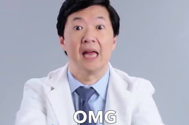 Watch this ken jeong GIF by GIF Queen (@ioanna) on Gfycat. Discover more afraid, funny, god, jeong, ken, ken jeong, my, no, oh, omg, scared, surprise, way GIFs on Gfycat