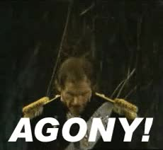 Watch and share Agony GIFs on Gfycat