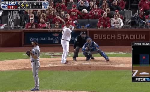 Watch and share Baseball GIFs by e3e3e1 on Gfycat