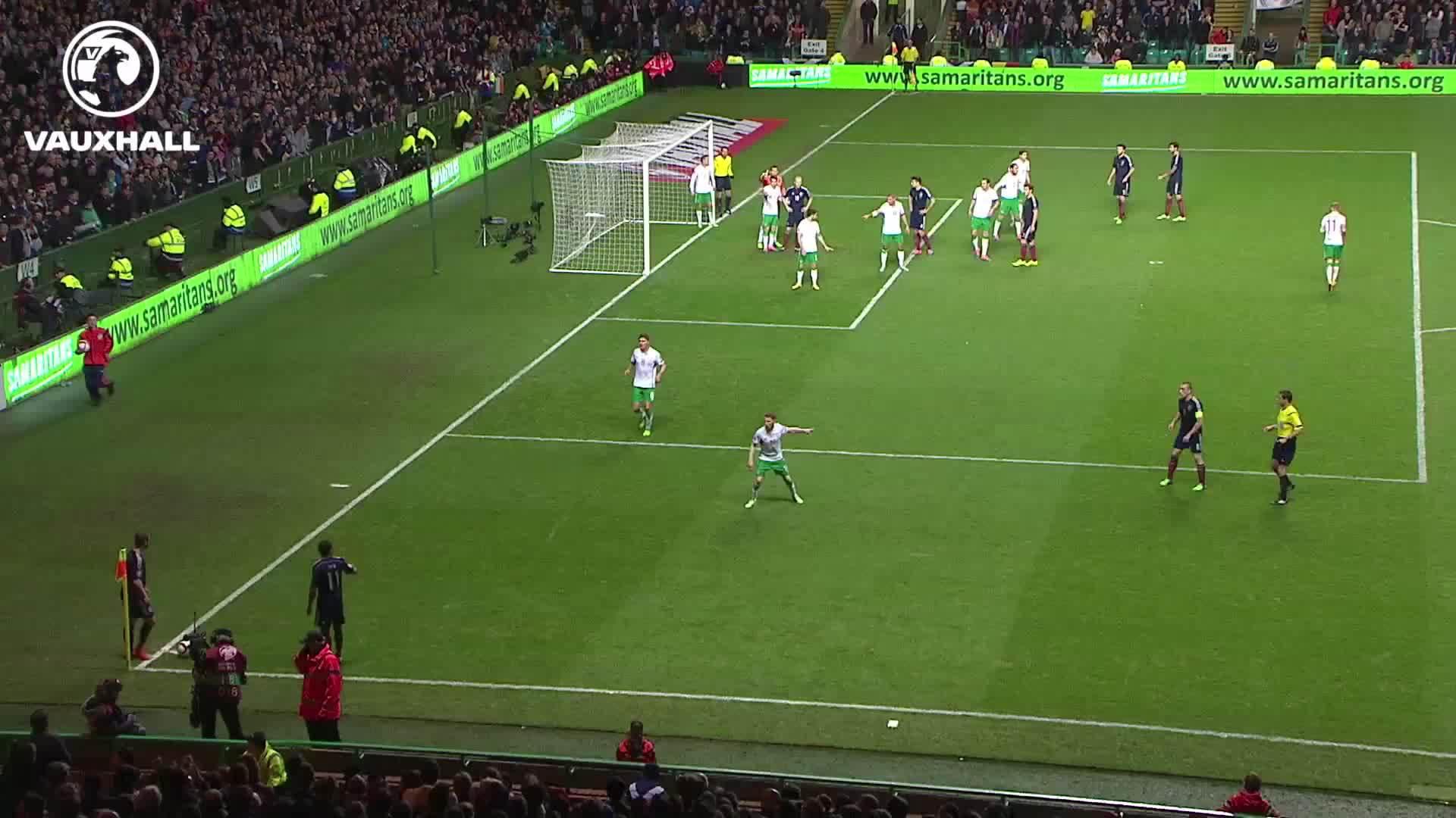 breathinginformation, Scotland score a peach(y) of a goal GIFs