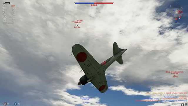 Watch and share War Thunder GIFs and A6m5ko GIFs by r0nnes on Gfycat