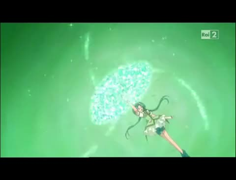 Watch Yes! Pretty Cure 5 GoGo - Cure Mint - Emerald Saucer GIF on Gfycat. Discover more related GIFs on Gfycat