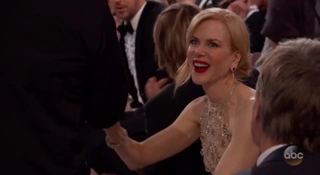 Watch this nicole kidman GIF by Vera Yuan (@verbear) on Gfycat. Discover more nicole kidman, oscars, oscars2017 GIFs on Gfycat