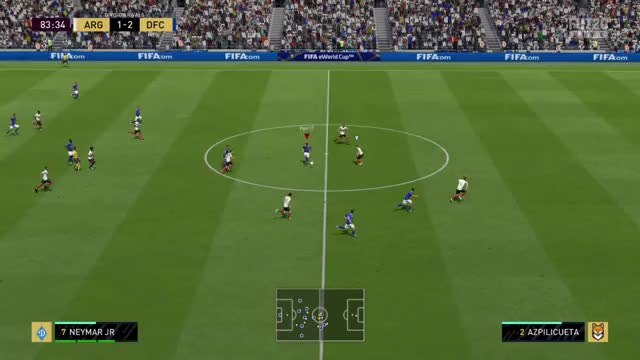 Watch and share FIFA 20 20200512181802 GIFs on Gfycat