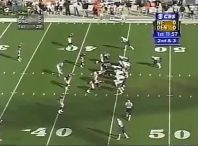 Watch and share Patriots 2001 Season In Gifs (reddit) GIFs on Gfycat