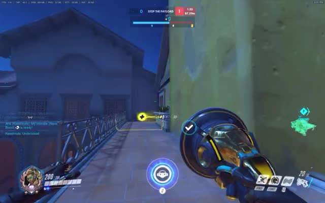 Watch When you really hate Hanzo players... GIF by @turtel on Gfycat. Discover more luciomains, overwatch GIFs on Gfycat