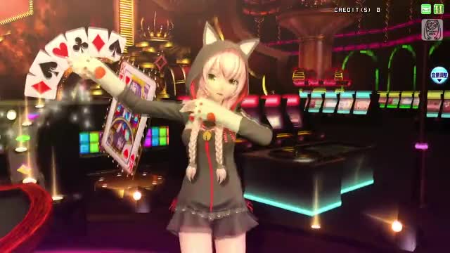 Watch Blackjack GIF by KotoShiro (@grimmcat) on Gfycat. Discover more project diva arcade ft GIFs on Gfycat