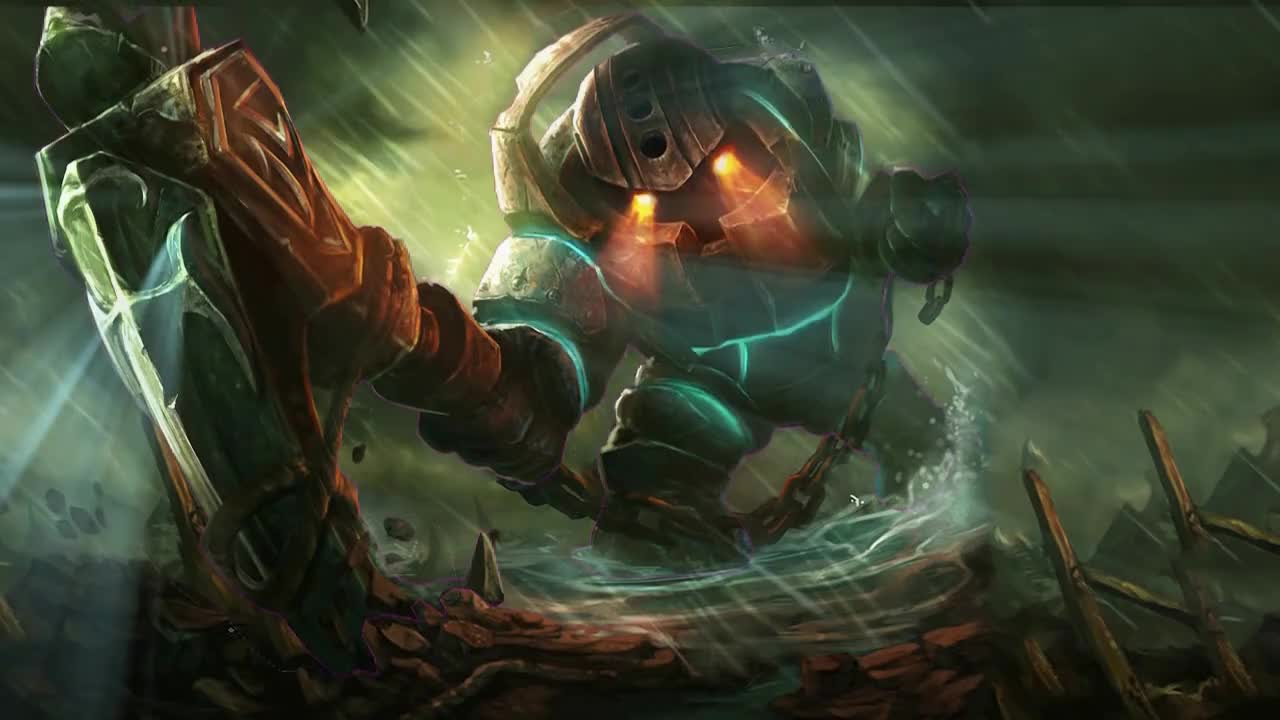 Nautilus Animated Login Screen (Fan Made) GIFs