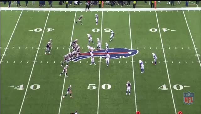 Watch Chris Hogan's 43 yard TD vs. Gilmore GIF by Cover 1 (@cover1eturner) on Gfycat. Discover more buffalobills GIFs on Gfycat