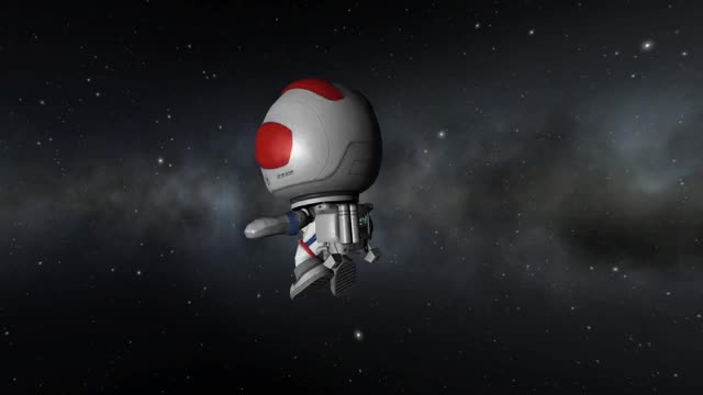 Watch EVA Space Suit Revamp (Space) GIF by Kerbal Space Program (@kerbalspaceprogram) on Gfycat. Discover more EVA, Space Suit, kerbal space program, ksp, update 1.5 GIFs on Gfycat