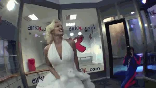 Watch and share Marilyn Monroe GIFs and Windy Dress GIFs by Necropixistix on Gfycat