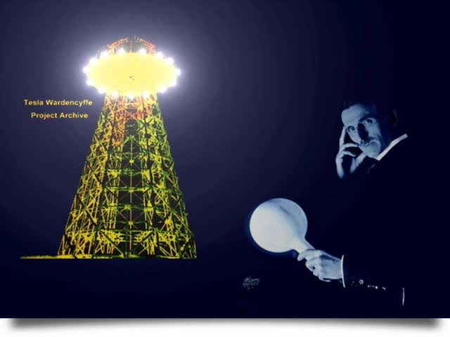 Watch and share Wardenclyffe Tower Light Bulb Animation Nikola Tesla GIFs on Gfycat
