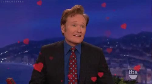 Watch and share Conan O'brien GIFs on Gfycat