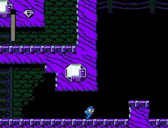 Watch and share Swinging Platform GIFs and Mega Man 9 GIFs on Gfycat