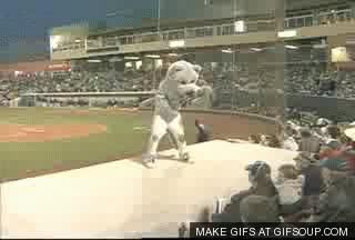 Watch and share Mascot GIFs on Gfycat
