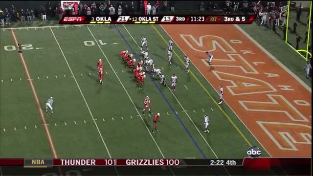 Watch and share 2008 Oklahoma Vs Oklahoma State GIFs by Pistols Firing on Gfycat