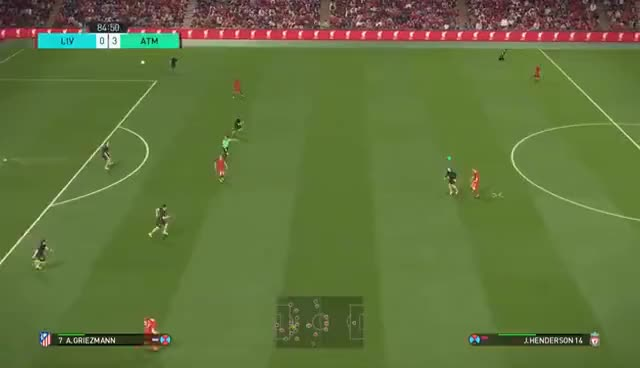 Watch and share PES 2018 - Е3 Gameplay 4K 60FPS GIFs on Gfycat