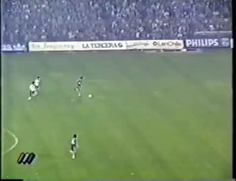 Watch and share Copa Libertadores 1991, [Semifinal] Colo Colo  Boca Juniors (Vuelta) GIFs on Gfycat