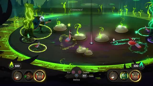 Late-game Pyre Run To Win GIF by valdogg21 | Gfycat