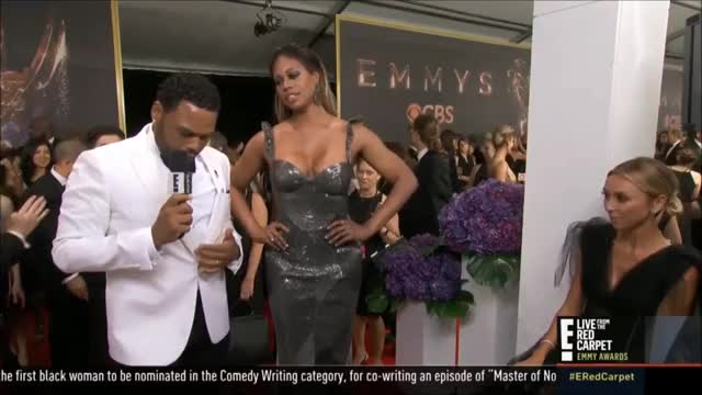 Watch Laverne takes over from Anthony. GIF by @tsubaki on Gfycat. Discover more Anthony Anderson, EmmyAwards2017, Emmys, Emmys2017 GIFs on Gfycat