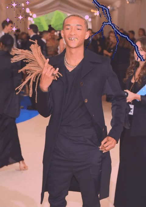 Watch and share Jaden Smith GIFs and Gala GIFs on Gfycat