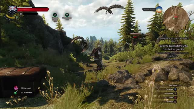 Watch HarpyKillz GIF by @fromplsnerf on Gfycat. Discover more Witcher3, witcher GIFs on Gfycat