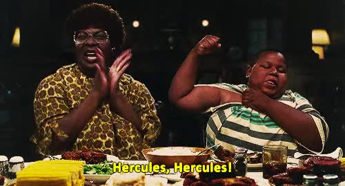 gabourey sidibe, My grandma's FW, and MRW I open a jar for her. GIFs