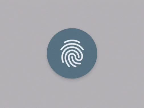 Watch and share Fingerprint Scan  GIFs by andrew1931 on Gfycat