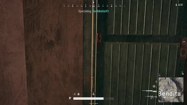 Watch vlc-record-2018-05-08-21h35m58s-PLAYERUNKNOWN GIF by @aguynamedcody on Gfycat. Discover more pubattlegrounds GIFs on Gfycat
