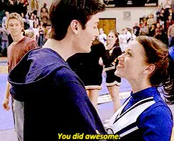 Watch and share Haley James Scott GIFs and Nathan X Haley GIFs on Gfycat