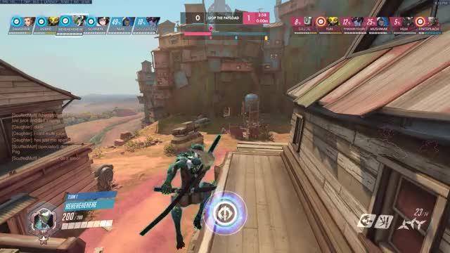 Watch Simon? GIF by @cyrodiilbunz on Gfycat. Discover more ana, overwatch GIFs on Gfycat