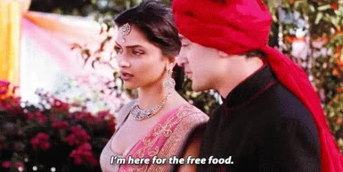 Watch and share Deepika Padukone Is Hungry GIFs on Gfycat