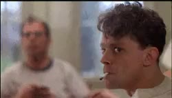 Watch this trending GIF on Gfycat. Discover more Billy Bibbit, brad dourif, one flew over the cuckoo's nest GIFs on Gfycat