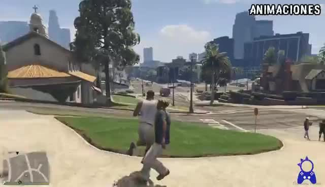 Watch Dogs 2 Bug GIFs