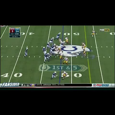 nflgifs, Coby Fleener: Best catch of the day (reddit) GIFs