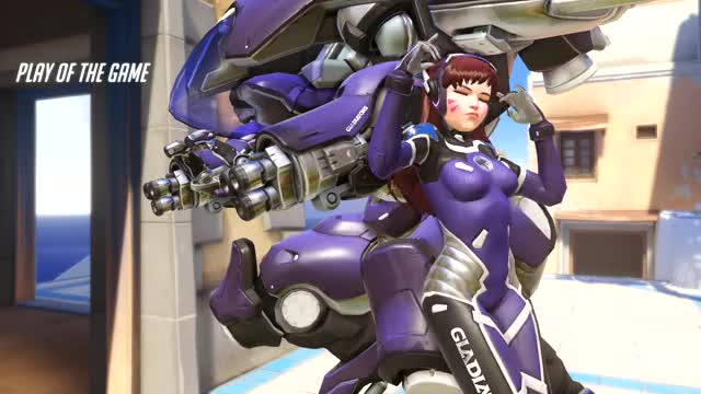 Watch and share Overwatch GIFs and Dva GIFs by drampa on Gfycat