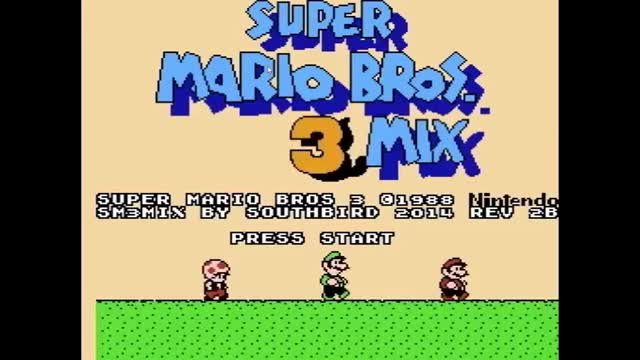 Super Mario 3Mix for NES Review - Nintendo ROM Hack GIF | Find, Make