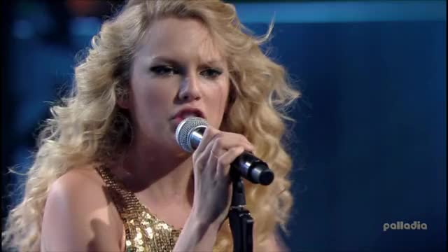 Taylor Swift - (11.07.08) CMT Crossroads With Def Leppard