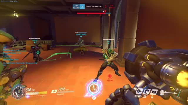 Watch and share Overwatch GIFs by shep on Gfycat