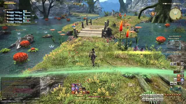 Watch and share Vlc-record-2018-07-10-01h47m38s-Final Fantasy XIV A Realm Reborn 2018.07.10 - 01.28.11.03.DVR.mp4- GIFs on Gfycat