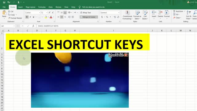 Watch and share Excel Shortcut Keys GIFs and Ms Excel GIFs by yousaf on Gfycat