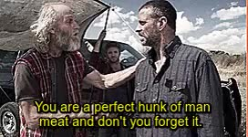 Watch Z Nation GIF on Gfycat. Discover more apocalypse, doc, keith allan, mack, michael welch, murphy, russell hodgkinson, syfy, znation, zombies GIFs on Gfycat