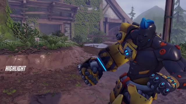 Watch and share Overwatch GIFs and Doomfist GIFs by jollypope on Gfycat