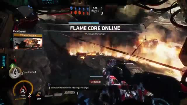 Watch and share Bren - #titanfall2 #lavaflow #PS4 GIFs by str8n00b1n on Gfycat
