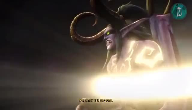 Watch The Fate of Xe'ra - Cinematic Patch 7.3 Shadows of Argus GIF on Gfycat. Discover more related GIFs on Gfycat