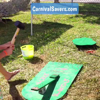 Watch and share Leap Frog Game GIFs and Carnivalfun GIFs by Carnival Savers on Gfycat