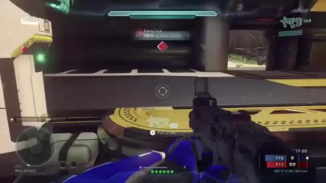 Watch How not to Breach a Door GIF on Gfycat. Discover more Halo5, XboxOne, halo GIFs on Gfycat