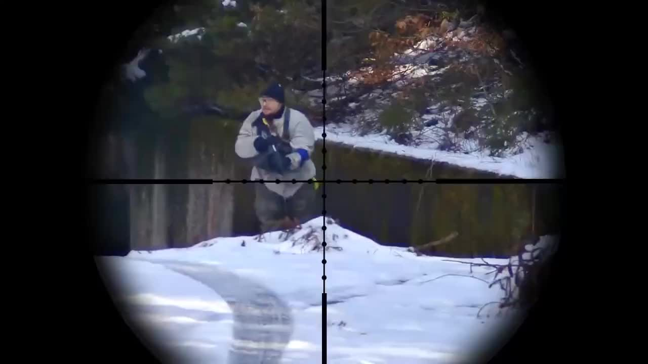 GamePlay, airsoft, novritsch, ssg24, Woodland Airsoft Sniper - Zoomcam GIFs